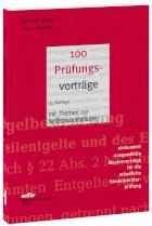 Artikel 100 Prüfungsvorträge -