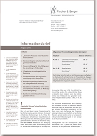 Informationsbrief PremiumEdition