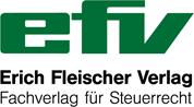 Logo Erich Fleischer Verlag EFV Fachverlag für Steuerrecht