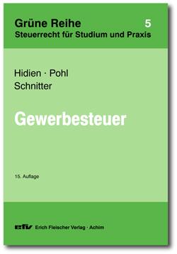 Gewerbesteuer - Grüne Reihe Band 5, 15. Auflage