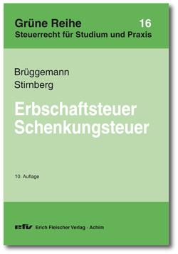Grüne Reihe: Erbschaftsteuer/Schenkungsteuer